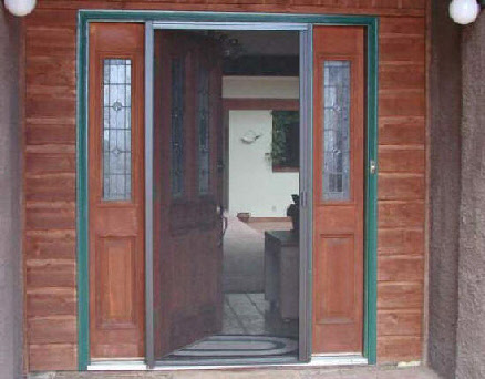 Dreamscreens Picture Gallery Single Doors